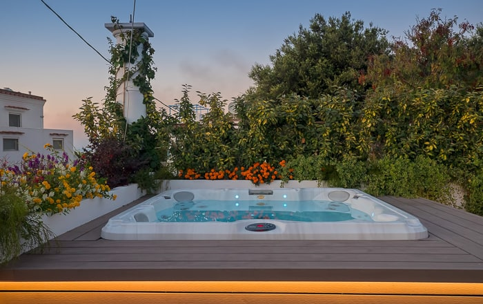 Casa Cristina, Anacapri - outdoor hot tub
